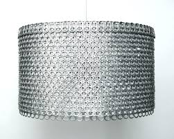 lamp shades ikea black and white shade soda can tab drum unique modern