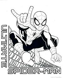 Crayola Ultimate Spiderman Mini Coloring Pages For Adults Free Ult