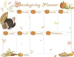 Thanksgiving Planner Templates Happy Easter Thanksgiving 2018