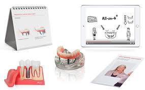 Patient Education Materials All On 4 Treatment Concept