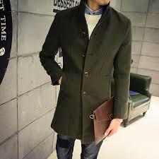 mens wool coats aliexpress com 0027s long woolen coat winter wool 0027s new