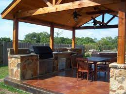 free standing patio cover plans