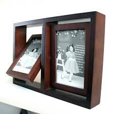 two sided picture frame 5 7