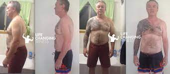 RODNEY JOYCE TRANSFORMATION - 8 WEEKS INTO HIS LONG TERM PLAN Life Changing  Fitness