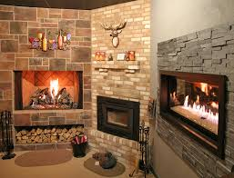 perfect decoration electric fireplace wall insert brick face the inserts