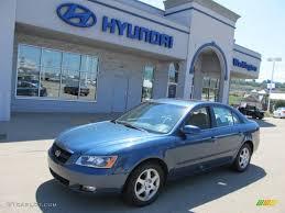 2006 Aquamarine Pearl Hyundai Sonata GLS V6 #51288344 | GTCarLot ...