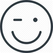 Emoji Emote Emoticon Emoticons Wink Icon