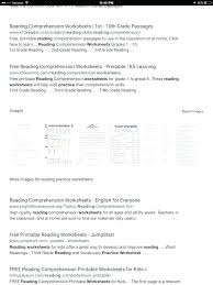 Awesome Free Printable Reading Comprehension Worksheets First Grade ...