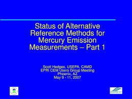 Ppt Need For Alternative Reference Methods Powerpoint Presentation