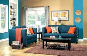 blue living room chairs orange living room chair luxury navy blue leather living room furniture trends
