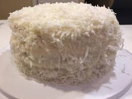 Old Fashioned Coconut Cake Recipe Baking Naturally