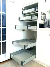 home depot pull out shelves pull out shelves for kitchen cabinets pantry baskets home depot pull