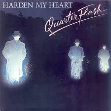 Quarterflash HARDEN MY HEART 1980 disco anni 80