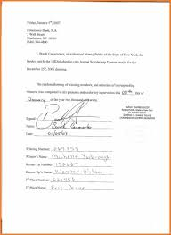 Notarized Letter Example Of Notarized Letter Sop Proposal 17