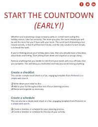 Company Picnic Template Company Picnic Checklist Template Findspeed