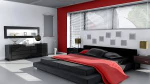 red and white bedroom furniture. Bedroom Furniture Interior Fascinating Wall. Inspiring Picture Of Red Black And White Room Decoration Ideas