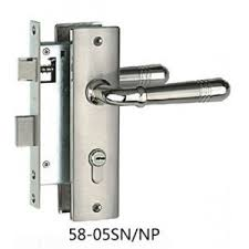 interior door handle lock key lock 58 05sn