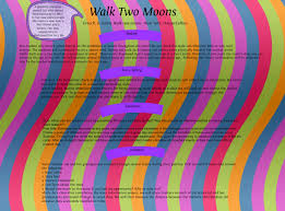 walk two moons quotes quotesgram walk quotes