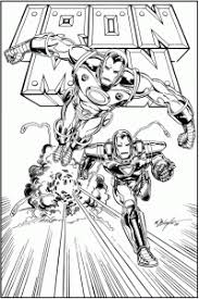 Let's get inside the world of this superhero with this thrilling collection of iron man coloring sheets to print. Iron Man Free Printable Coloring Pages For Kids