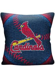 st louis cardinals bedding eclipse jacquard pillow crib set st louis cardinals bedding