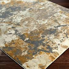 christine hand tufted grey gold area rug haveman gray teal and alluring metallic of rugs ideas