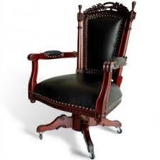 antique swivel office chair. Wooden Swivel Desk Chairs Antique Office Chair I