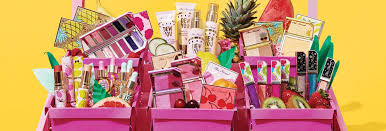 new beauty product alert too faced tutti frutti collection