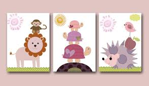 Wall Decor For Girls Baby Girl Nursery Wall Decor Ideas Baby Nursery Beautiful Cute