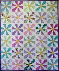 shadow daisy quilt pattern | QUILT PATTERNS AND KITS - The ... & shadow daisy quilt pattern | QUILT PATTERNS AND KITS - The Patchwork Angel Adamdwight.com