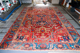 cleaning antique oriental rug miami florida from cat urine odor see the review on google