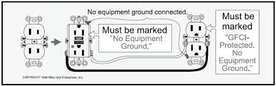 ground fault receptacle wiring all wiring diagram can i use a gfci in a 2 wire ungrounded circuit leviton online 15 amp circuit wiring ground fault receptacle wiring