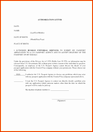 Authorization Letter To Represent Company New Authorization Letter