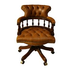 reproduction office chairs. Captains Desk Chair Reproduction Office Chairs H