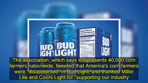 Bud Light Advertising Bud Light Touches Nerve With Corn Syrup Super Bowl Ads Youtube