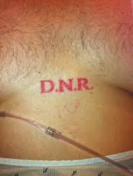DNR Archives Rogue Medic Enchanting Dnr Take Anyone For Granted Quotes