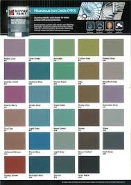 Bosny Spray Paint Color Chart Nason Paint Colors Chart Chilangomadrid Com