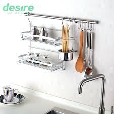 ikea hanging rod kitchen wall shelves wall shelf kitchen storage rack including double flavoring rack chopstick