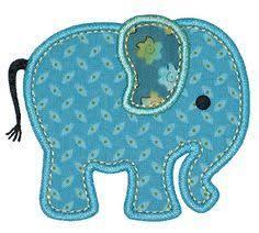 The 25+ best Elephant applique ideas on Pinterest   Cute elephant ... & GG Designs Embroidery - Elephant Applique (Powered by CubeCart) Adamdwight.com