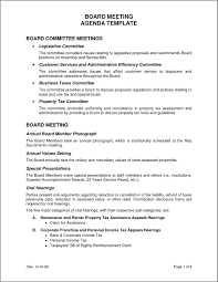 Agenda Of Meeting Template 24 Agenda Template For Meetings Data Analyst Resumes 11