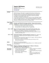 Examples Of Best Resumes Pattern Resume Examples Example Cv For