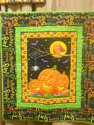 Halloween Quilt Kits & Halloween Quilts Adamdwight.com