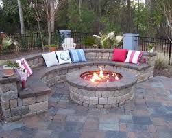 Triyaecom U003d Backyard Fire Pit Area Designs  Various Design Backyard Fire Pit Area