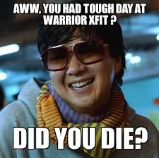 Mr. Chow bad day - WeKnowMemes Generator via Relatably.com