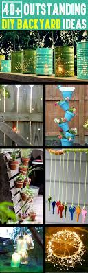 Diy Backyard Projects Best 88 Diy Backyard Projects Images On Pinterest Diy And Crafts