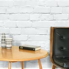 faux brick wallpaper chalk decor loft brick wallpaper fake brick wallpaper australia