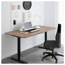 bekant desk sit stand white ikea small desk