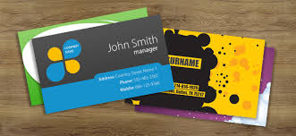 10 Free Business Cards 10 Best Free Psd Business Cards