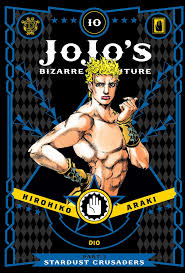 Who is manga artist hirohiko araki? Jojo S Bizarre Adventure Part 3 Stardust Crusaders Vol 10 10 Araki Hirohiko 9781421591766 Amazon Com Books