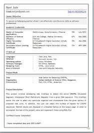 resume format for bba students for mca lafolia eu fresher resume format for mca