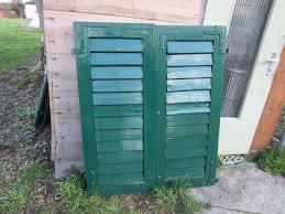 Antike Fensterläden Aus Holz Holzläden Fensterladen Sonstiges